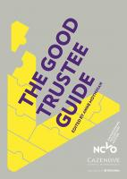 Good Trustee Guide