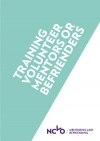 Training volunteer mentors or befrienders (PDF)