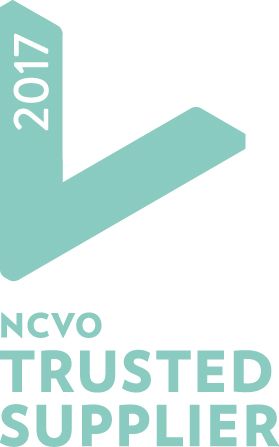 NCVO trusted supplier 2017