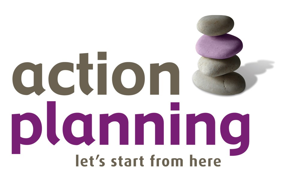 Action planning logo